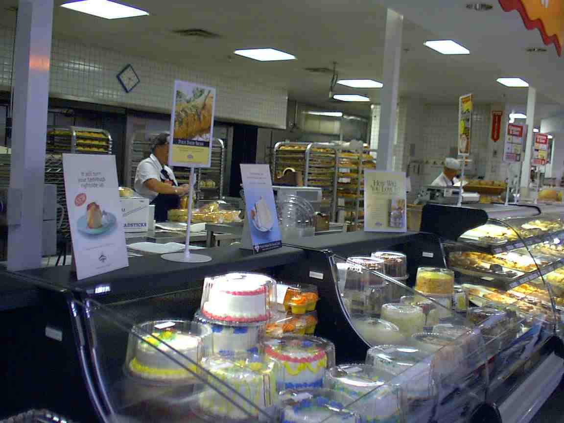 The Publix Bakery