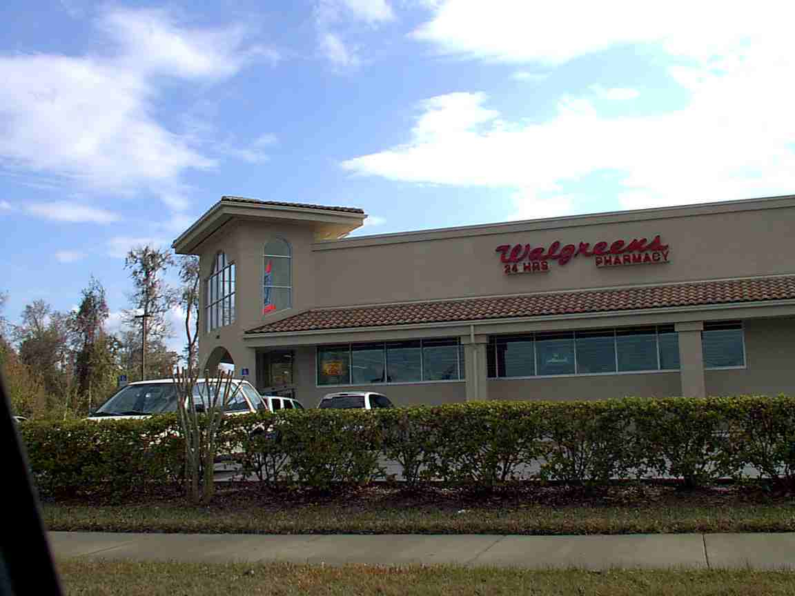 Walgreens is 2.3 miles from the Villa