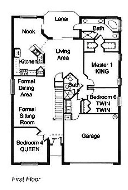 Image Result For Map Of Orlando Kissimmee Area
